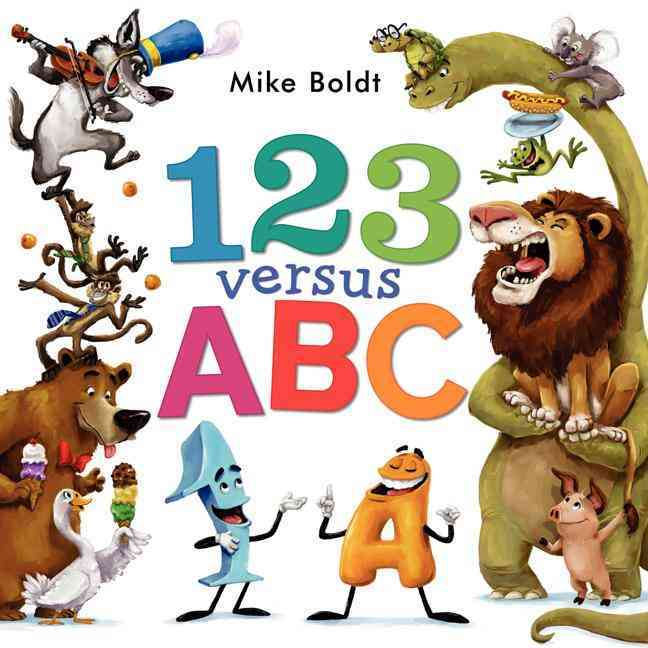 123 Versus ABC By Boldt, Mike/ Boldt, Mike (ILT)