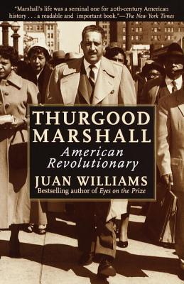 Thurgood Marshall By Williams, Juan